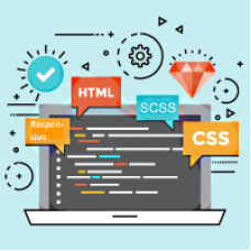 SITE HTML5 + CSS3 + SCSS + BOOTSTRAP4 + JS + RESPONSIVO